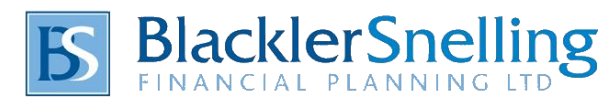 BlacklerSnelling Financial Planning Ltd Logo